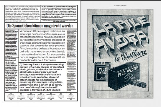 hydra font fontfont made by fontshop book